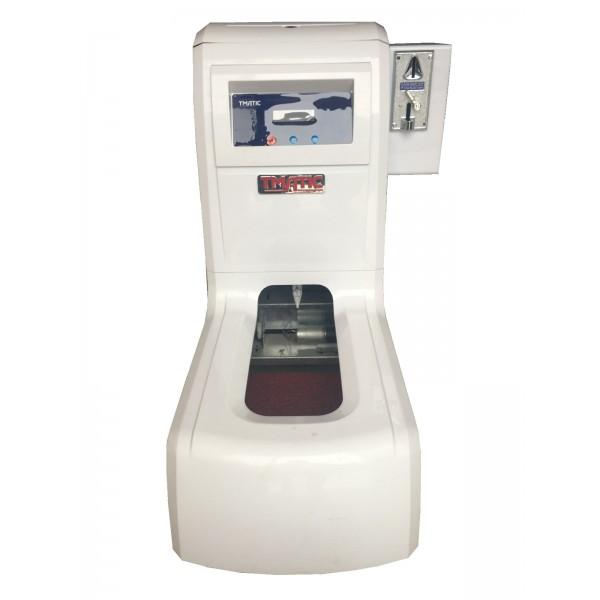Tmatic Jetonlu Elektronik Galoşmatik Galoş Makinası
