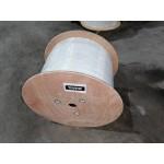 Tmatic Maske teli 3 mm yassı beyaz bobin 3900 m